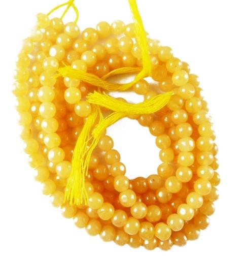 Picture of Aventurine Yellow 6mm round