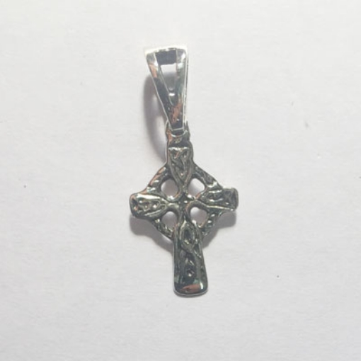Picture of Cross Silver Pendant