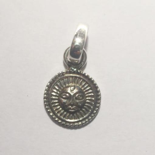 Picture of Sun Silver Pendant