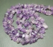 Picture of Amethyst chips beads