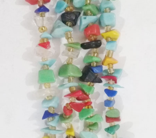 Picture of Multi Stone chips beads