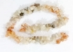 Picture of Multi Moonstone chips beads