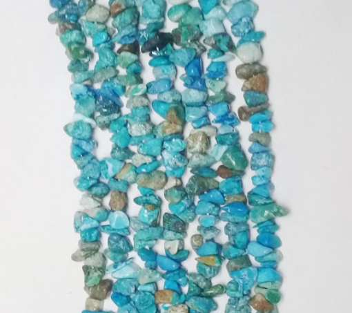 Picture of Turquoise chips beads