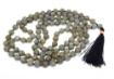 Picture of Labradorite Mala : 108+1 Beads Knotted Mala