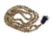 Picture of Smoky Quartz Mala : 108+1 Beads Knotted Mala