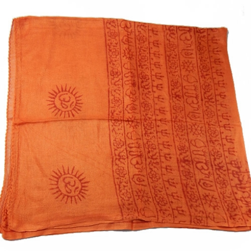 Hare Rama Hare Krishna Scarf