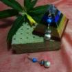Picture of Gem Stone Fancy Earrings