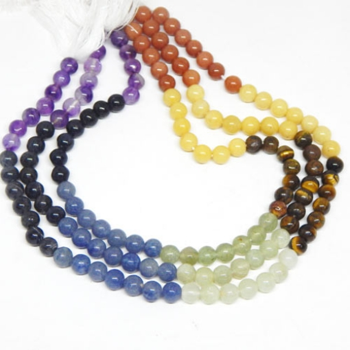7 Chakra Stone Strings